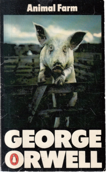 George orwells animal farm in comparison with the russian